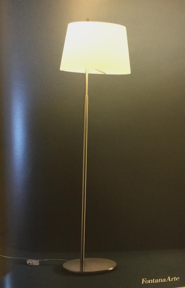 Lampada Passion - Fontana Arte - design Studio Beretta 2004