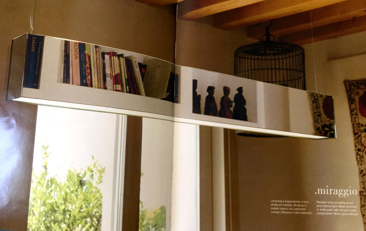 MOD. MIRAGGIO ITAMA by LIGHT 4 Design Massimo Tonetto